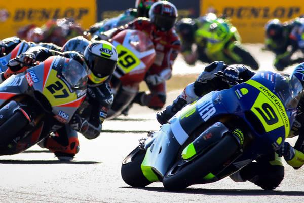 2019 CEVヨーロッパ選手権Moto2 第7戦アルバセテ