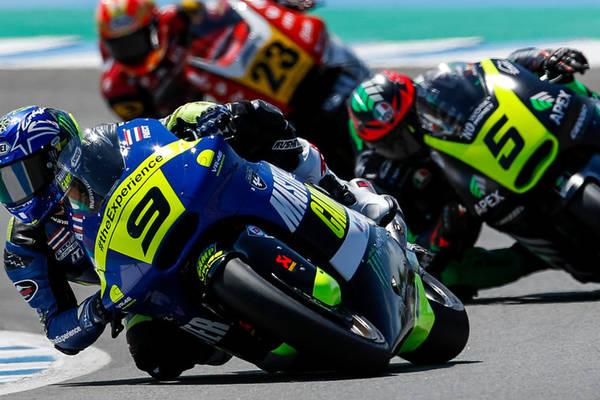 2020 CEVヨーロッパ選手権Moto2 第3戦ヘレス