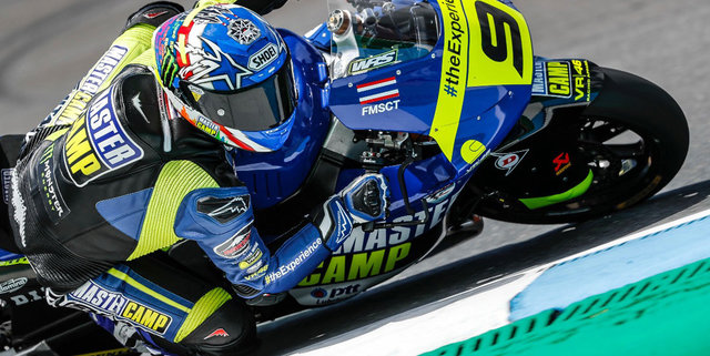 2021 CEV Moto2 European Championship  Circuito de Estoril