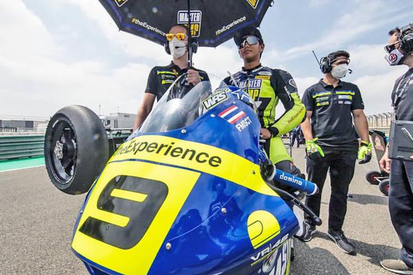 2021 CEVヨーロッパ選手権Moto2 第2戦リカルド・トルモ