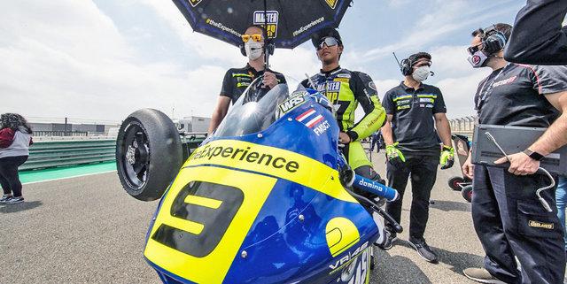 2021 CEV Moto2 European Championship  Circuit Ricardo Tormo