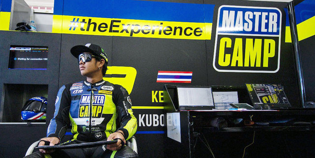 Wild Card Racing Weekend is Approacihing for Keminth Kubo and The VR46 Master Camp Team