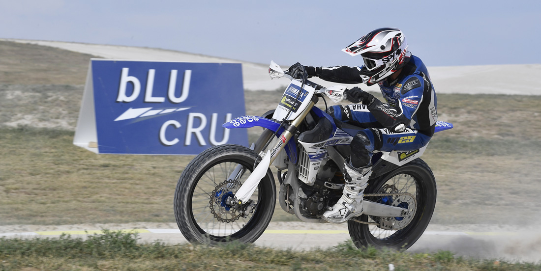 The Master Camp Talents  Take to the Flat Track