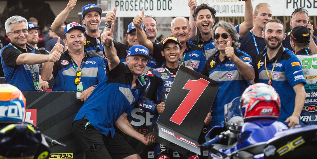 Hendra Strikes with Masterclass WSSP300 Victory in Brno
