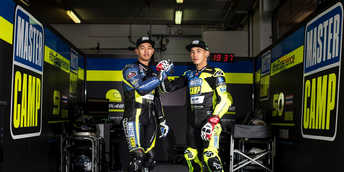 VR46 Master Camp Team Preps for First Season in CEV Moto2