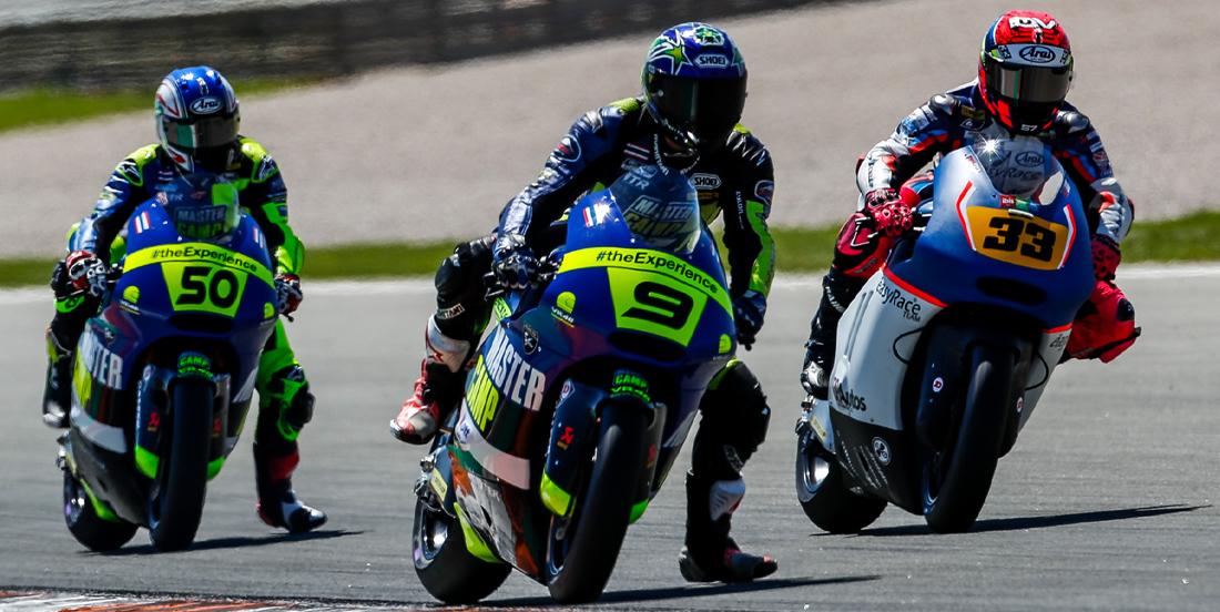 FIM CEV Repsol Moto2 Championship - Circuit Ricardo Tormo