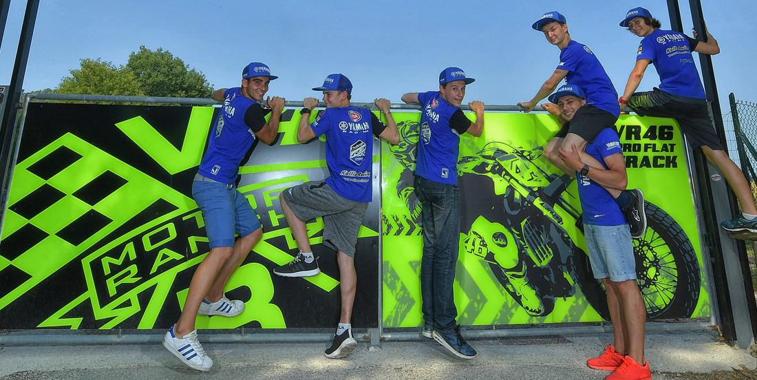 Yamaha Announces Fourth Master Camp Rider Line-Up
