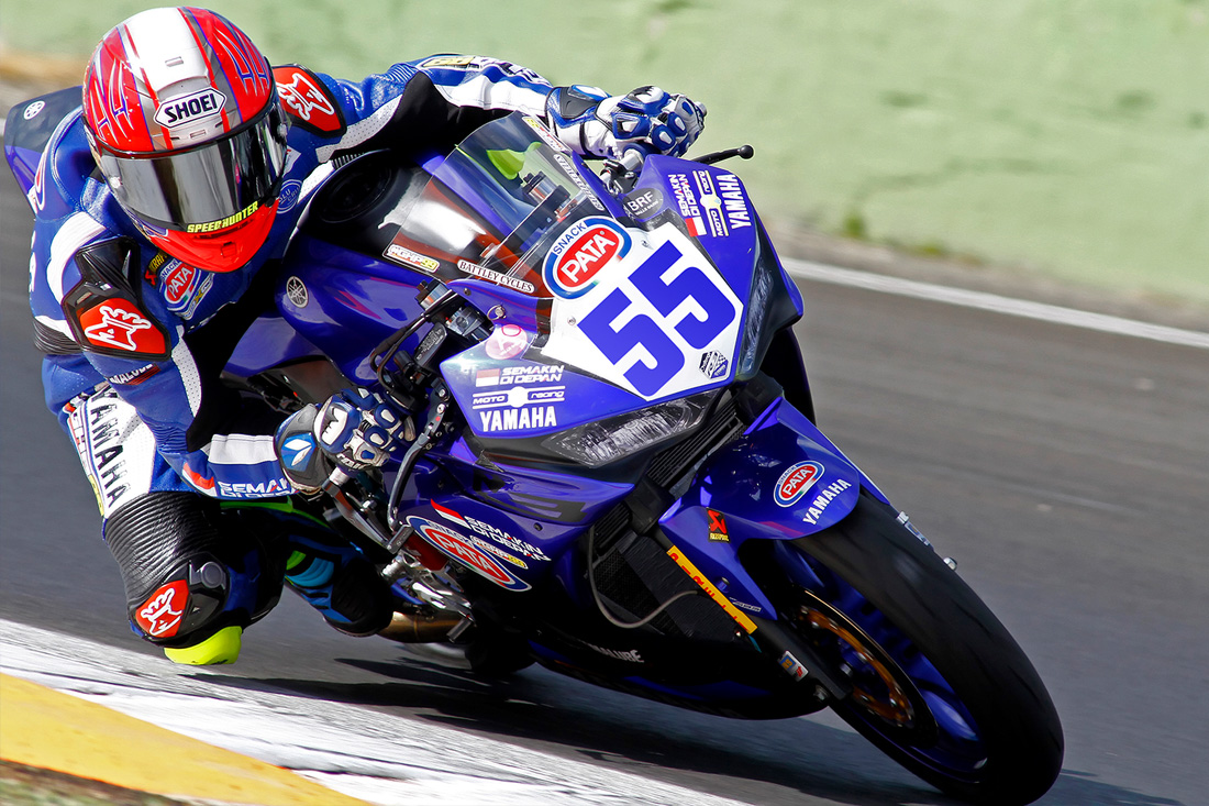The seventh round of the 2017 fim world supersport 300 championship takes place on the 15th 17th of september at the aut dromo internacional do algarve in