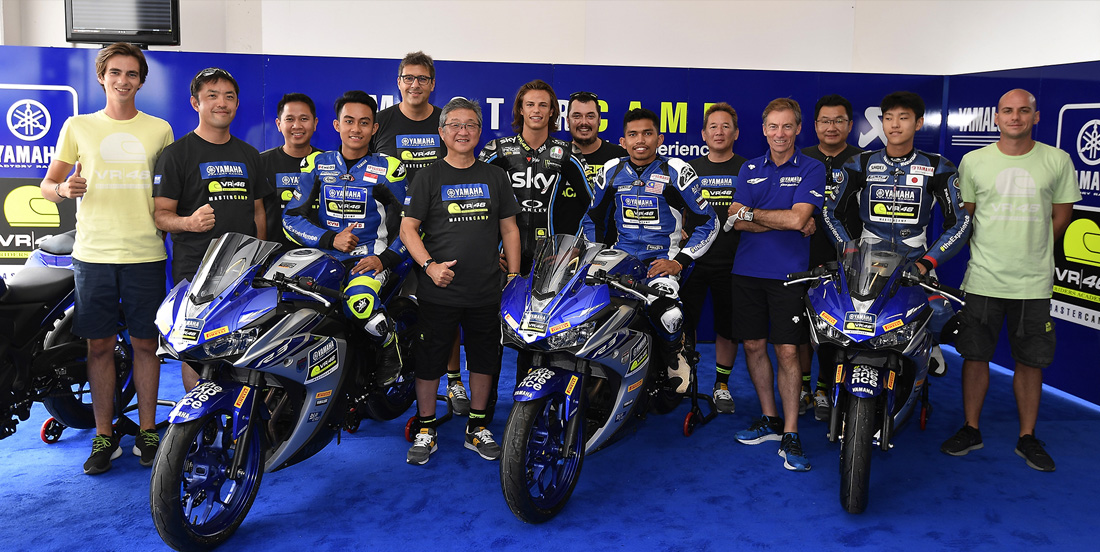 The Master Camp Students Gain Speed on Day 2 in Misano
