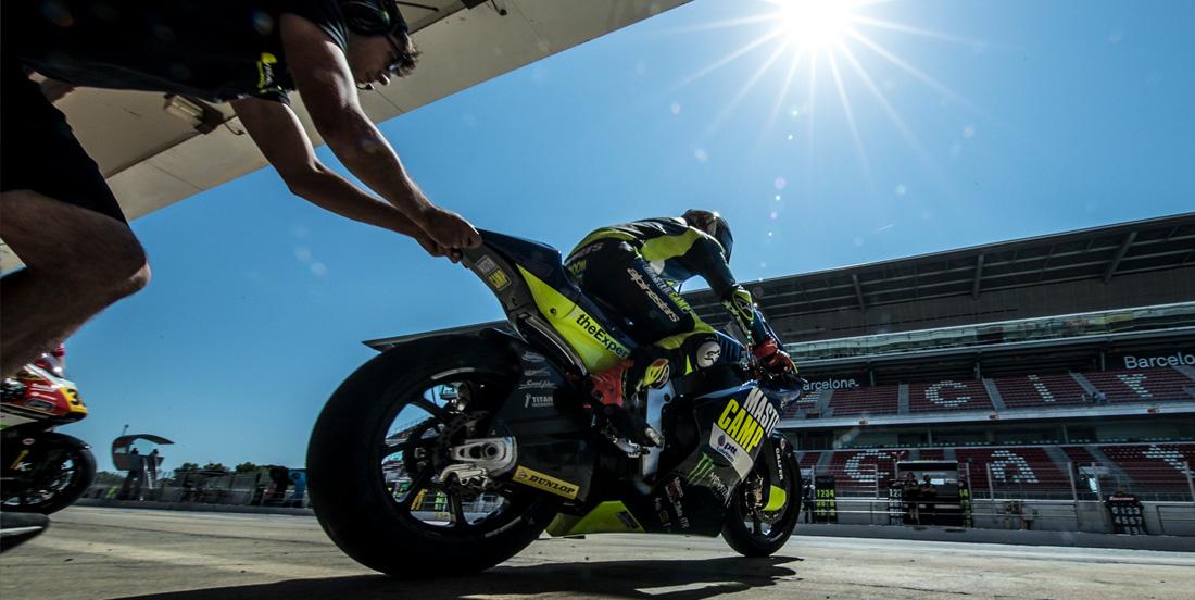 2019 CEVヨーロッパ選手権Moto2 第4戦バルセロナ-カタルニア