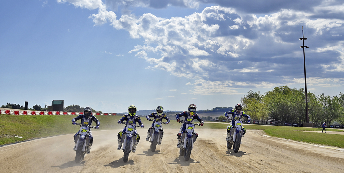 Gallery for 8th Yamaha VR46 Master Camp Open