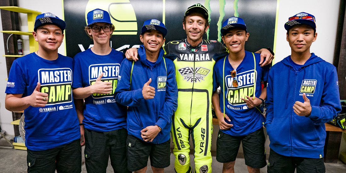 Master Camp Riders Master the Misano World Circuit and Meet Rossi on Day 4