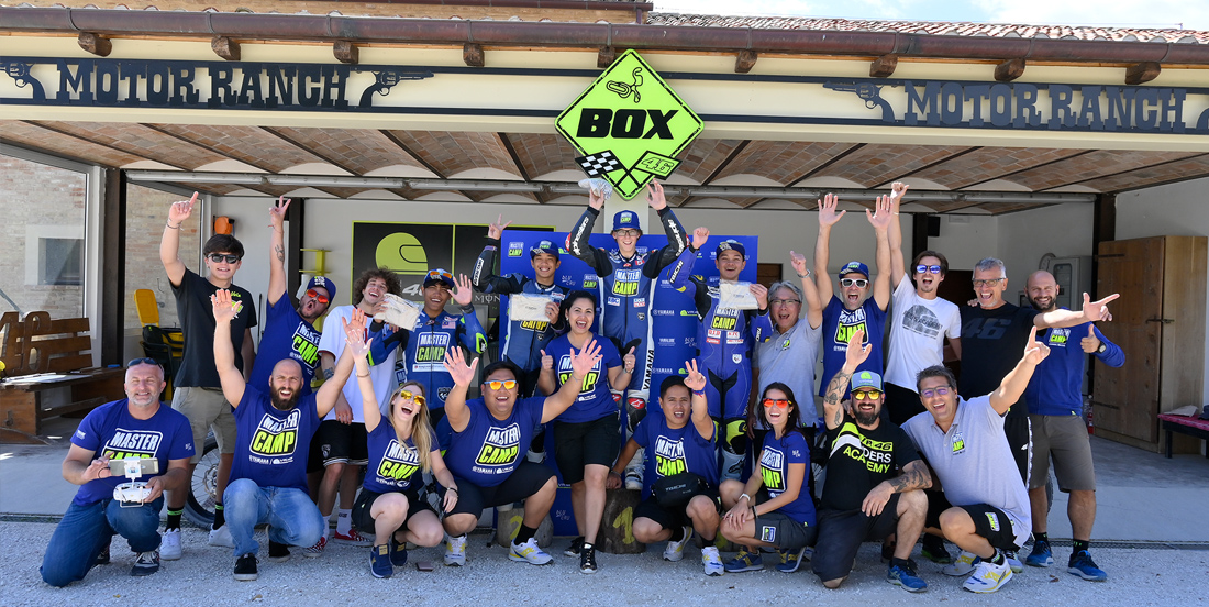 Students Graduate from Eighth Yamaha VR46 Master Camp