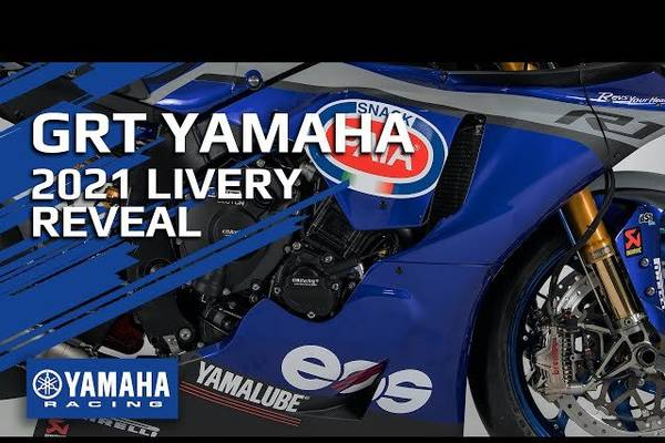 GRT Yamaha WorldSBK Team 2021 YZF-R1